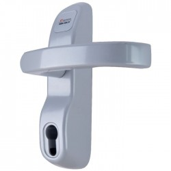 Serrures anti panique 2 batiramax for Module exterieur barre anti panique