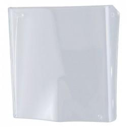 Volet transparent plombable pour déclencheur manuel