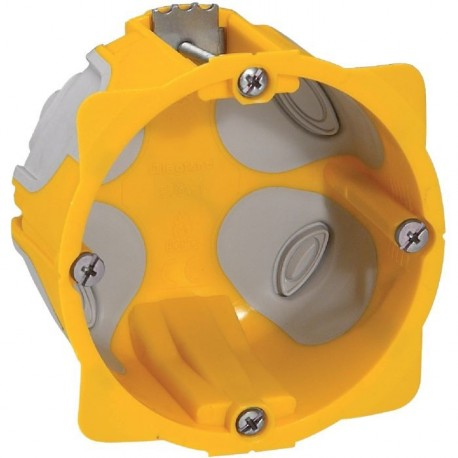 Boîte d'encastrement Batibox Energy 1 poste
