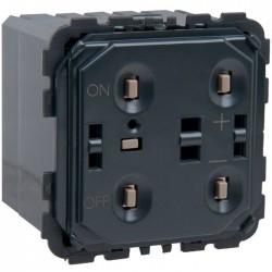 Interrupteur variateur 600 W Céliane