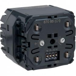 Interrupteur variateur lampe basse consommation Céliane