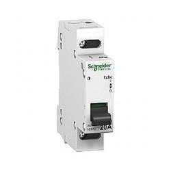 Interrupteur modulaire 20A 1P 230V