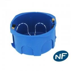 Boite d'encastrement Placo, Ø67 x 40 mm - BLUE BOX - BLM