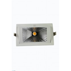 Spot LED rectangulaire 40W