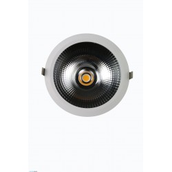 Spot LED encastrable 53W
