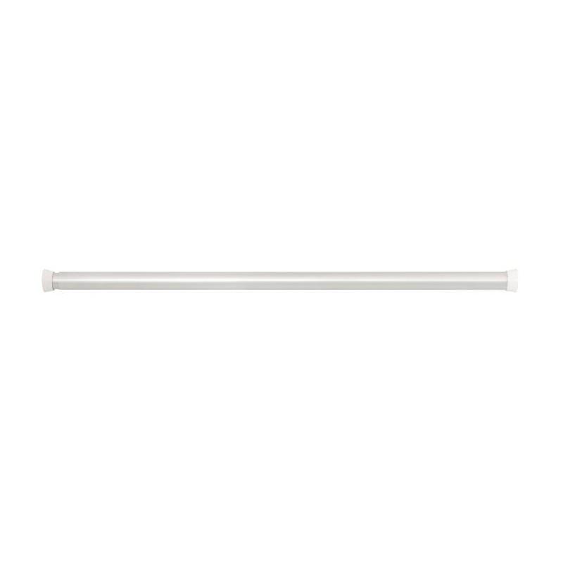 Barre droite extensible en aluminium batiramax - Barre a rideaux extensible ...