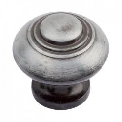 Bouton rustique vieux fer
